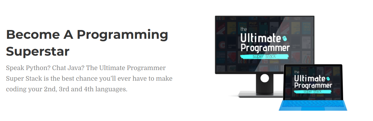 Ultimate Programmer Super Stack Bundle