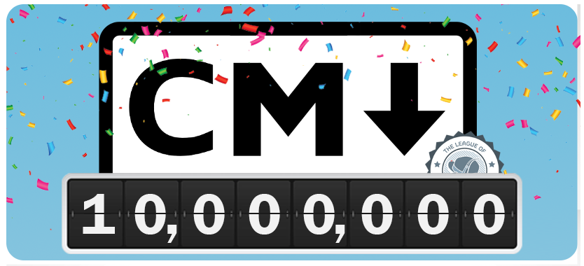10 Million Downloads of league/commonmark
