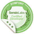 SensioLabs Certified Symfony Developer (Expert)